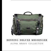 Benning Deluxe Messenger - Shop Now
