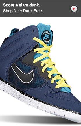 Nike Dunk Free