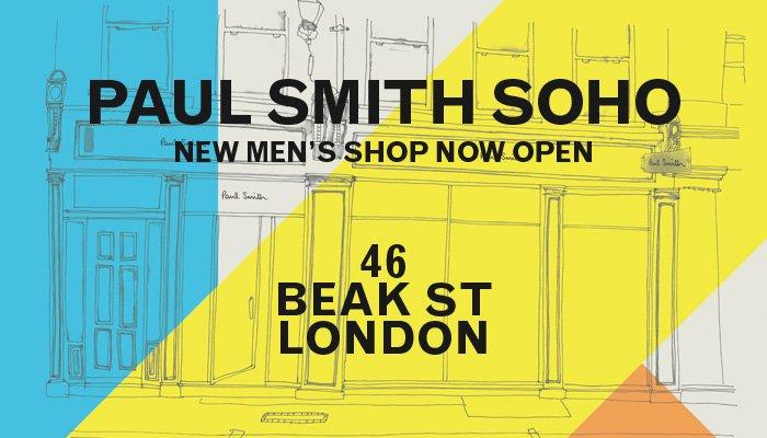 Paul Smith Soho
