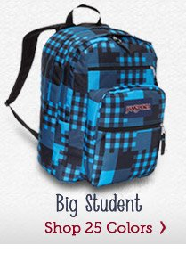 Shop Big Student in 25 Colors >