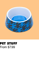 Pet Stuff - From $7.99