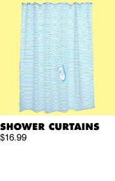 Shower Curtains - $16.99