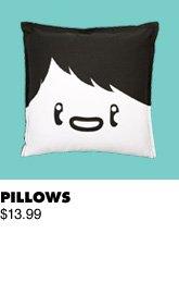 Pillows - $13.99