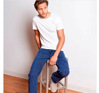 7 For All Mankind Men