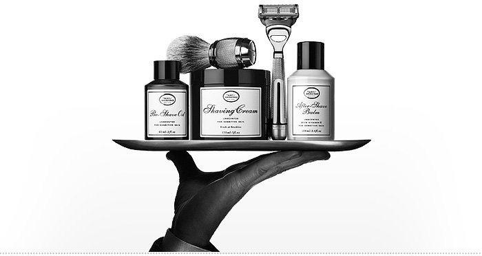 The 4 Elements of The Perfect Shave