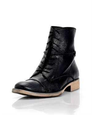 Charles David Gentry Genuine Leather Boots- Made in Italy