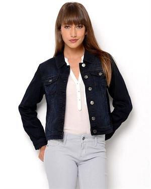 ReUse Denim Button-up Jacket