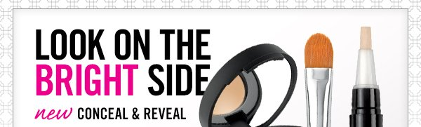 NEW Conceal & Reveal