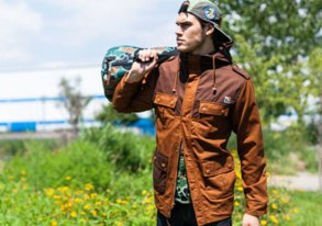Shop The Hundreds: New Fall Styles