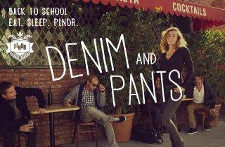 Denim and Pants