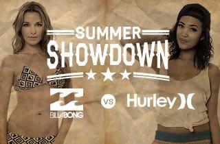 Billabong VS. Hurley