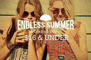 Women's Tops $16 & Under