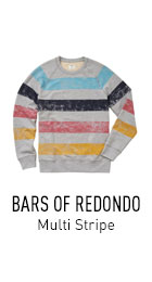 Bars of Redondo Sweatshirt