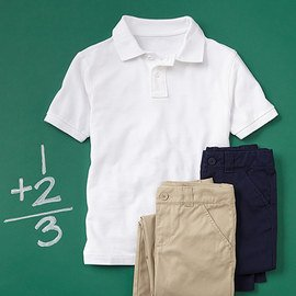 Classroom Best: Boys' Uniforms