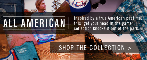 Shop Men's All American