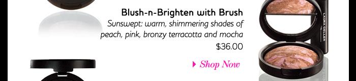 Blush-n-Brighten with Brush