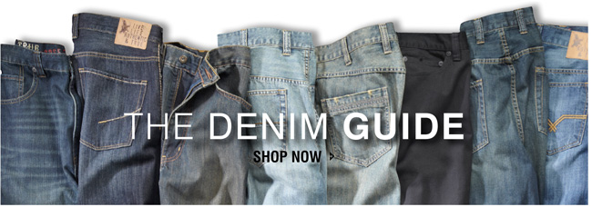 Shop the Denim Guide