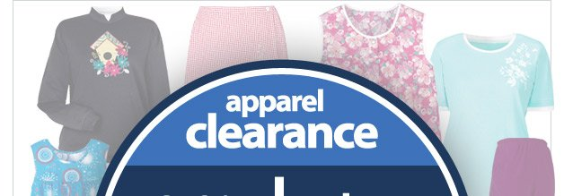 clearance - over 100 items as low as $2.99 - see them all