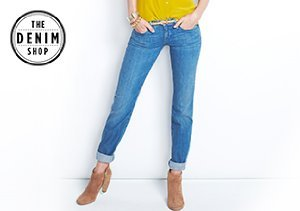 The Denim Shop: Levi's Made & Crafted