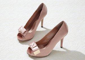 Seasonless Style: Peep-Toe Shoes