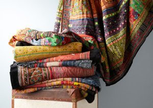 Vintage Hmong Blankets