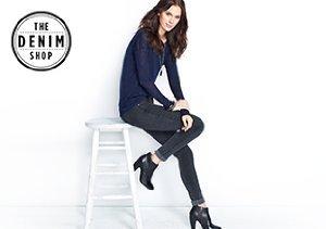 The Denim Shop: SOLD Design Lab Denim