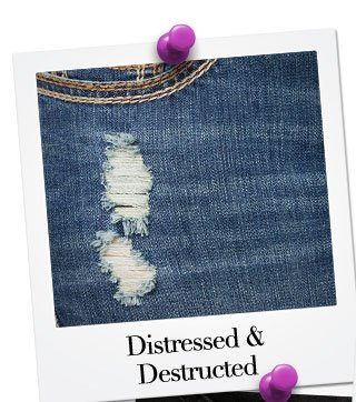 Distressed & Destructed