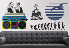 Shop New Wall Decals & More
