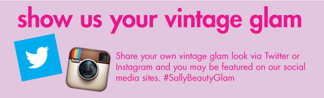 show us your vintage glam