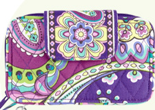 Smartphone Wristlet in Heather