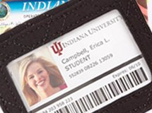 Campus Double ID in Classic Black
