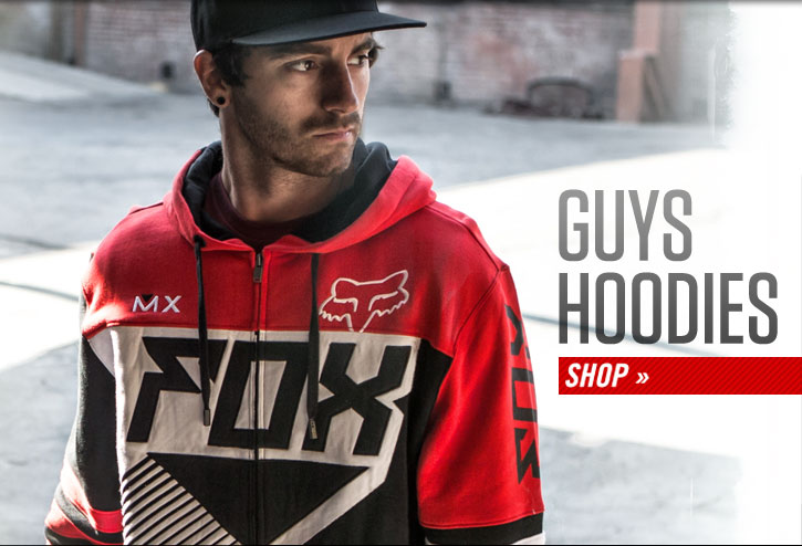 Shop Guys Hoodies