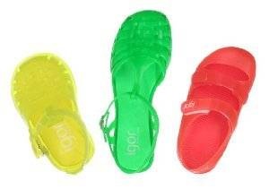 Cool & Colorful: Kids' Jelly Shoes