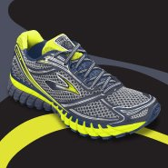 Brooks Ghost 6 - named Editor's Choice for the fourth straight year