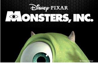 Monsters, Inc. Tees