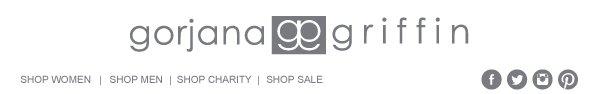 gorjana & griffin Retail | Header