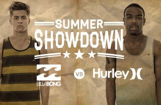 Billabong VS. Hurley