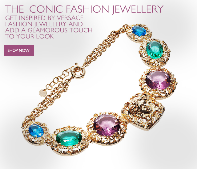 Versace - The Iconic Fashion Jewellery