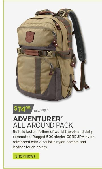 Adventurer® All-Around Pack