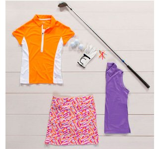 Fore! Women's Golf Style & Clubs