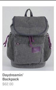 Daydreamin Backpack