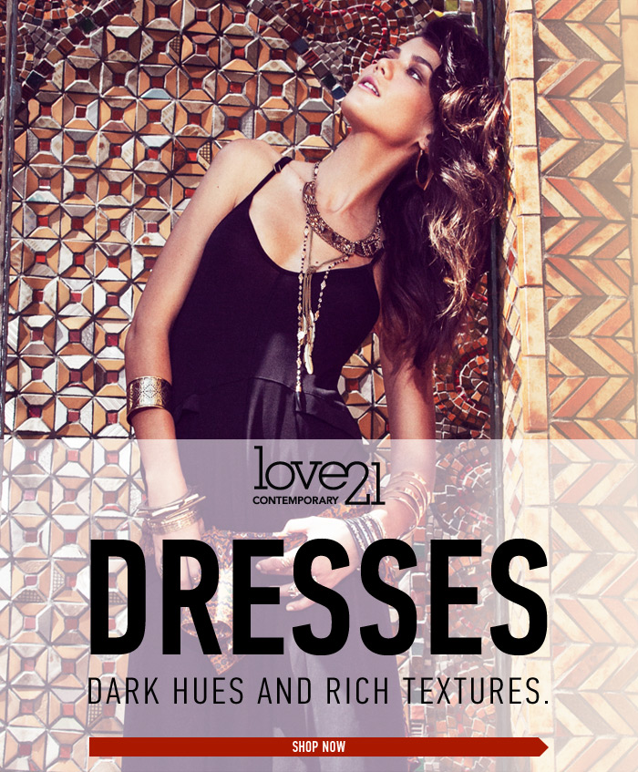 Love21 Fall Dresses - Shop Now