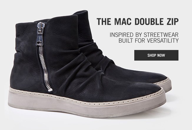 The Mac Double Zip