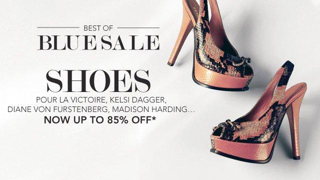 BlueSale Shoe Sale
