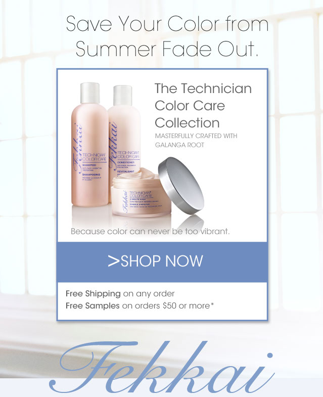 Technician Color Care. Shop Now. Free Shipping. Free Samples on orders $50 or more*