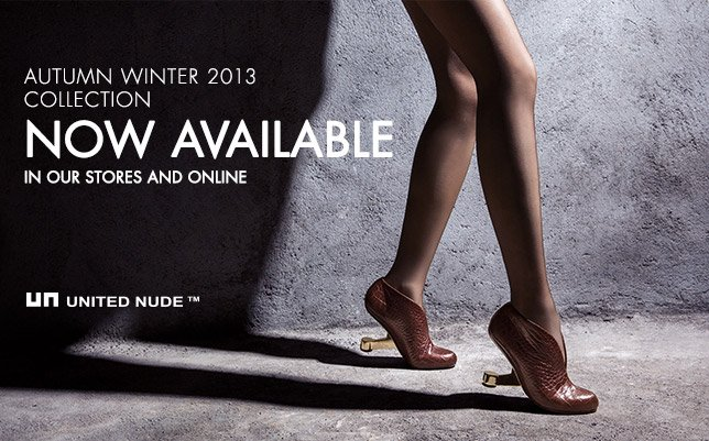 Autumn Winter 2013 Collection Now Available In stores and online!