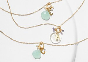 It's Personal: Initial Necklaces