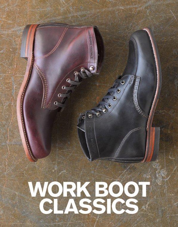 WORK BOOT CLASSICS