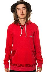 The Arcane Hoody in Poppy Red