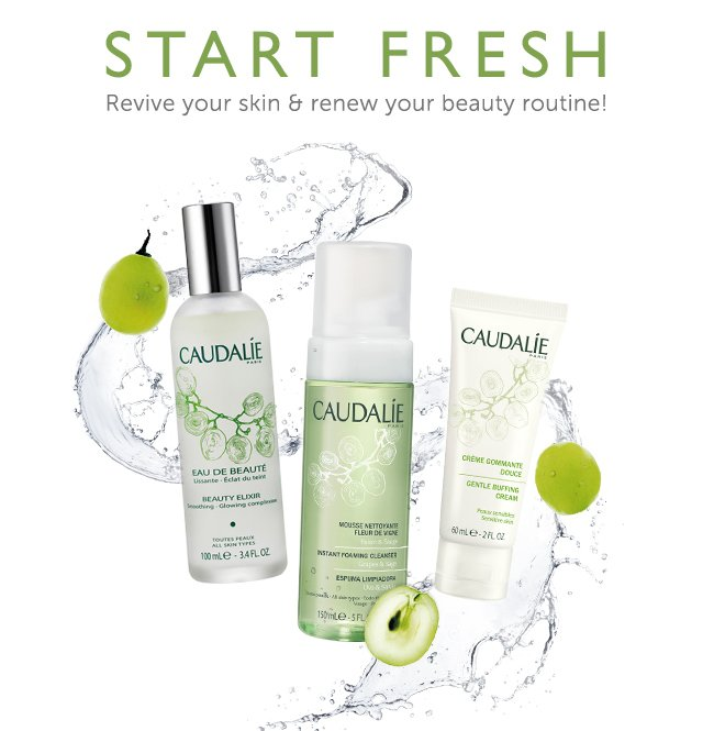 Start Fresh: Revive your skin & renew your beauty routine!